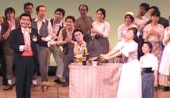 第12回公演「愛の妙薬」/全2幕 ドニゼッティ作曲:2009年11月23日
